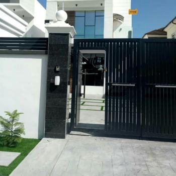 Luxury 5 Bedroom Fully Detached Duplex with Maids Room, Chevron, Lekki, Lagos, Detached Duplex for Sale