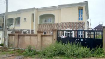 4 Bedroom Semi Detached Duplex, Karmo, Abuja, Semi-detached Duplex for Rent