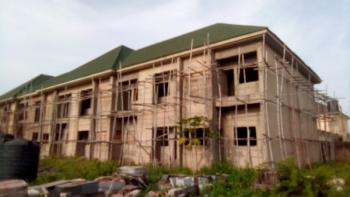 Large 6 Bedroom Semi Detached Duplex  Fully Completed, Beside Ebeano Supermarket Lokogoma District, Lokogoma District, Abuja, Semi-detached Duplex for Sale