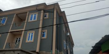 Newly Built Decent 3 Bedroom Flat to Let at Ebute Metta Yaba, Ebute Metta East, Yaba, Lagos, Flat for Rent