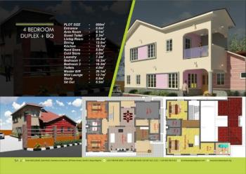 4-bedroom Duplex with Bq, Opposite Dunamis Church, Kiami, Lugbe District, Abuja, Mixed-use Land for Sale
