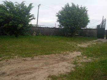 Half Plot of Land Well Fenced with Gate, Destiny Home Estate,  Abijo, Ajah, Lagos, Mixed-use Land for Sale