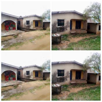 Dilapidated 2 Bedroom Bungalow on a Half Plot of Land, Iyana-era Iyanera, Ketu - Ijanikin, Okokomaiko, Ojo, Lagos, Detached Bungalow for Sale