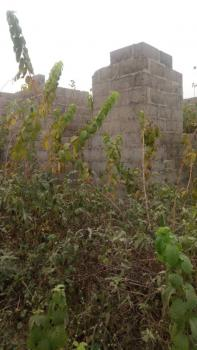 Land with 4 Bedroom Uncompleted  Bungalow, Igbosoro Odogunyan, Odogunyan, Ikorodu, Lagos, Residential Land for Sale