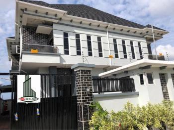 Brand New Fully Detached 4bdrm Duplex with a Bq to Let at Lekki Palm City Estate,ajah(2mins to Ajah Bridge)., Ado Road (2mins to Ajah Bridge), Ado, Ajah, Lagos, Detached Duplex for Rent