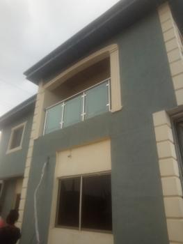 Newly Built 3 Bedroom, Off Aina Street, Bemil Estate, Ojodu, Lagos, Flat for Rent