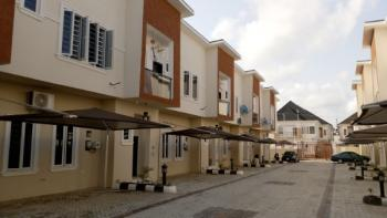 Brand New 4 Bedroom Duplex with 24 Hr Electricity and Swimming Pool, Fairview Estate Off Orchid Road, Lekki Phase 2, Lekki, Lagos, Terraced Duplex for Rent