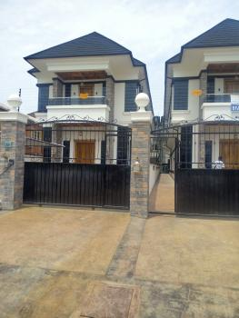 Brand New Stylishly Built 5 Bedroom Fully Detached Duplex with Bq, Lekki Epe Express Way, Chevy View Estate, Lekki, Lagos, Detached Duplex for Rent