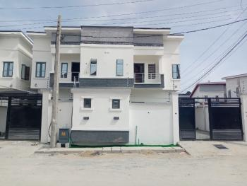 Brand New 4 Bedroom Semi Detached Duplex for Rent, Orchid Road, Immediately After The Second Toll Gate, Lekki Expressway, Lekki, Lagos, Semi-detached Duplex for Rent