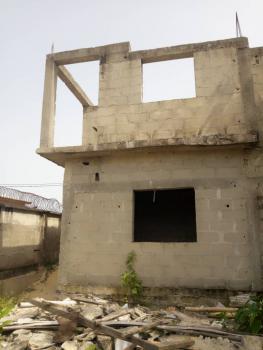 Distress Sale of Uncompleted 4 Bedroom Detached Duplex, Seaside Estate, Badore, Ajah, Lagos, Detached Duplex for Sale
