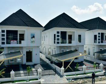 Luxury 4bedroom Duplex with a Room Bq for Sale at Osapa, Osapa London, Osapa, Lekki, Lagos, Semi-detached Duplex for Sale