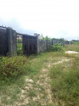 Fenced 900sqm of Land with Governor Consent Title, Thera Annex, Before Sangotedo Shop Rite, Sangotedo, Ajah, Lagos, Residential Land for Sale