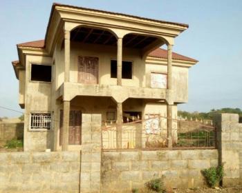 Carcass Duplex, Lokogoma District, Abuja, Terraced Duplex for Sale
