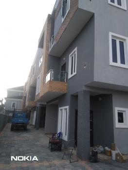 a Luxurious 4 Bedroom 1 Bq Detached House, Off Kusenla Road, Ikate Elegushi, Lekki, Lagos, Terraced Duplex for Sale