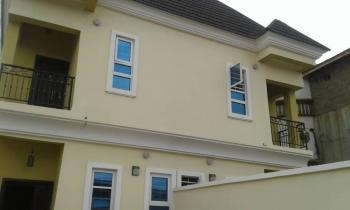 4 Bedroom Semi Detached in an Estate, Opposite Omole Phase 1, Ojodu, Lagos, Semi-detached Duplex for Sale