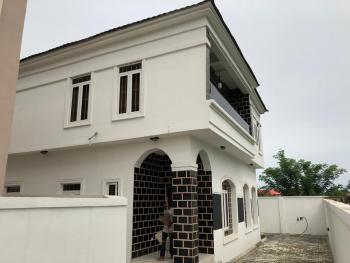 4 Bedroom Semi Detached Duplex with a Bq for Sale at Mobil Road, Mobil Road, After Vgc, Ilaje, Ajah, Lagos, Detached Duplex for Sale