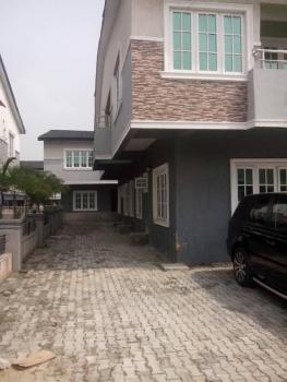 4 Bedroom Duplex, Chevron Estate, Lekki, Lagos, Detached Duplex for Rent