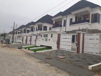Very Lovely 4bedroom Semi Detarched Duplex at Chevy View Estate   Chevron, Chevy View Estate, Lekki, Lagos, Semi-detached Duplex for Sale