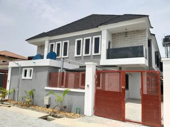 4 Bedroom  Semi-detached Duplex with 1 Room Boys Quarter, Off Orchid Hotel Road, Lafiaji, Lekki, Lagos, Semi-detached Duplex for Rent
