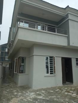 Brand New 4 Bedroom Semi Detached Duplex with a Bq, Osapa, Lekki, Lagos, Semi-detached Duplex for Rent