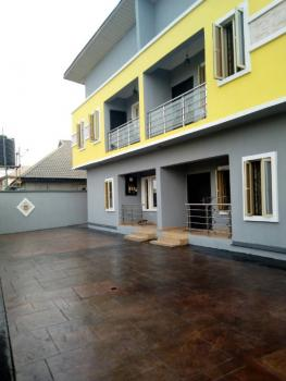 Newly Built 4 Bedroom Duplex with 2 Nos of Two Bedroom Flat, Mercy Land Estate, Ipaja Lagos, Ipaja, Lagos, Detached Duplex for Sale