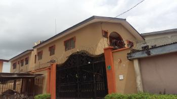Block of 4 Flats of 3 Nos. of 2 Bedroom and 1 No. of 2bdrm @ Adeoni Estate, Ojodu - Global Cofo - N45m, Adeoni Estate, Ojodu Berger, Bemil Estate, Ojodu, Lagos, Block of Flats for Sale