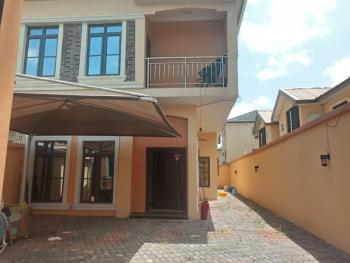 Well Maintained 4 Bedroom Semi Detached House for Rent, Chevy View, Chevy View Estate, Lekki, Lagos, Semi-detached Duplex for Rent
