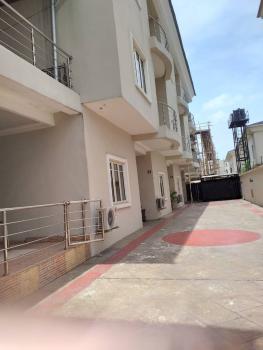 Furnished Ne 3nos 4 Bedrooms with a Room Bq Each, Banana Island Road, Banana Island, Ikoyi, Lagos, Terraced Duplex for Rent