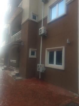 Brand-new 2 Bedroom Flat, Serviced with a/c and Gas Cooker for 1.250k in Life Camp Extension, Immediately After Fish Market Life Camp, Life Camp, Gwarinpa, Abuja, Flat for Rent