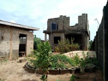 Uncompleted Five Bedroom Duplex, Igando, Akesan, Alimosho, Lagos, Detached Duplex for Sale