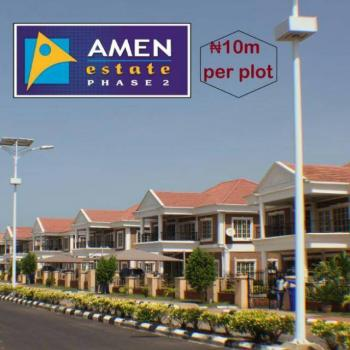 Amen Estate Phase 2 Now Selling for #10m, Eleko Beach Road, Eleko, Ibeju Lekki, Lagos, Residential Land for Sale
