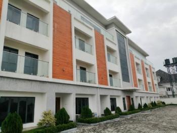 Luxury 4 Bedroom Terraced House Plus Maids Room, Osborne Estate Phase 2, Osborne, Ikoyi, Lagos, Detached Duplex for Sale