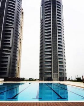 Beautiful Ocean View: Luxury 2 Bedrooms Apartment Plus Maids Room with Pool and Gym, Eko Atlantic City, Victoria Island (vi), Lagos, Flat for Rent