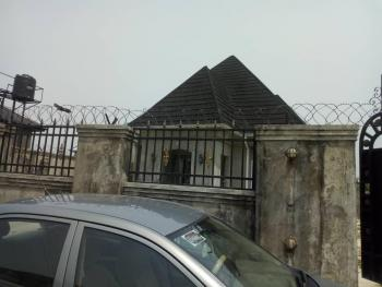 New Three Bedroom Bungalow on Double Plots, at Otokutu New Layout, Otokutu, Ughelli South, Delta, Detached Bungalow for Sale