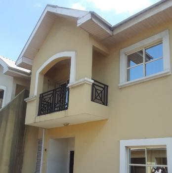 Semi Detached Five Bedroom Duplex with Miniflat Bq in Lekki Phase 1 for 5.5million Naira Only, Lekki Phase 1, Lekki, Lagos, Semi-detached Duplex for Rent