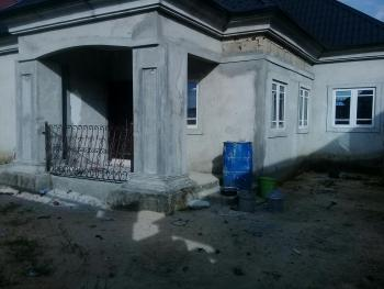 Brand New, Structurally Sound and Nearly Completed  3 Bedroom Bungalow, Uzuoba, Port Harcourt, Rivers, Detached Bungalow for Sale