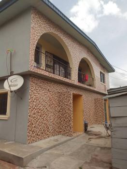 Decent 5 Units of Flats, Aminu Ajibode Street, Unity Estate, Egbeda, Alimosho, Lagos, Block of Flats for Sale