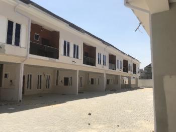 Brand New 3 Bedroom Terrace Duplex with 24/7 Power, 2nd Tollgate, Lafiaji, Lekki, Lagos, Terraced Duplex for Rent