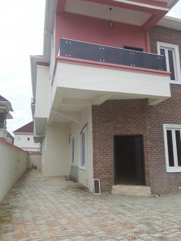 Brand New 4 Bedroom Semi Detached Duplex with Bq, Ologolo Road, Ologolo, Lekki, Lagos, Semi-detached Duplex for Sale