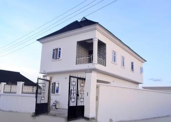 Luxury 4 Bedroom Duplex Fully Detached, Goodnews Estate @terra Annex Close to Shoprite, Sangotedo, Ajah, Lagos, Detached Duplex for Sale