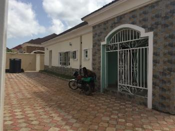 Comfortable Four Bedroom Bungalow, City Homes Estates, Lokogoma District, Abuja, Detached Bungalow for Rent