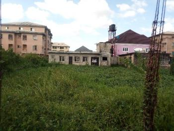 3 Bedroom Deck Bungalow Setback, Ago Palace, Ago Palace, Isolo, Lagos, Residential Land for Sale