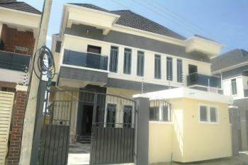 4 Bedroom Semi Detached Duplex with a Room Bq, Orchid Hotel Road By Chevron Tollgate Lekkilagos, Ikota Villa Estate, Lekki, Lagos, Semi-detached Duplex for Sale