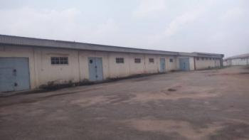a Well Maintained 11 Bays Warehouses with Offices, Transformer, Underground Tanks for Gas Sitting on 7.5 Acres of Land, Directly on Lagos - Abeokuta Road, Sango Ota, Ogun, Warehouse for Sale