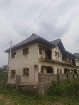 Uncompleted 8 Units of Onebedroom Flat, Agudama Epie, Yenagoa, Bayelsa, Block of Flats for Sale