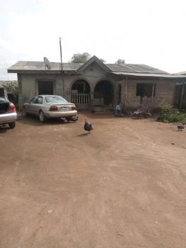 3 Bedroom Bungalow and 2 Shops on a Plot of Land, Sango Ota, Ogun, Detached Bungalow for Sale