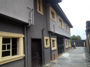 a Newly Built Two Bedroom Flat, Adeji Kunle Street, Ejigbo, Lagos, Flat for Rent