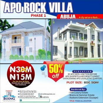 Land, Nepa Junction, Apo, Abuja, Mixed-use Land for Sale