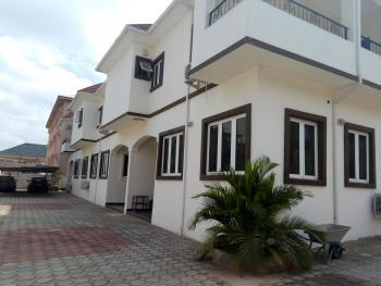 4 Bedroom Terraced Duplex with 1 Room Servant Quarter, Standby Generator, Wuye Destrict, Wuye, Abuja, Terraced Duplex for Rent
