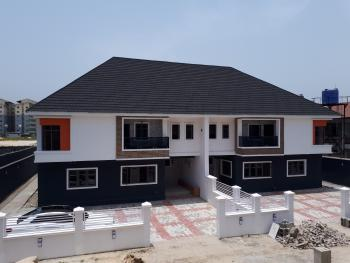 2 Units of 5 Bedroom Semi-detached Duplex, Dauda Fasanya Street Off Primewater View Garden, Ikate Elegushi, Lekki, Lagos, Semi-detached Duplex for Sale